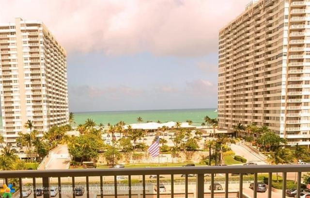 1985 S Ocean Dr Mp, Hallandale, FL 33009 (MLS #F10103852) :: Green Realty Properties