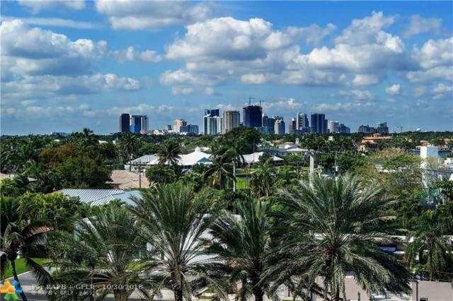 3000 Holiday Drive #606, Fort Lauderdale, FL 33316 (MLS #F10104001) :: Green Realty Properties