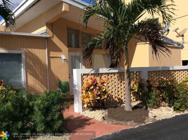 605 N Riverside Dr #9, Pompano Beach, FL 33062 (MLS #F10104241) :: Green Realty Properties