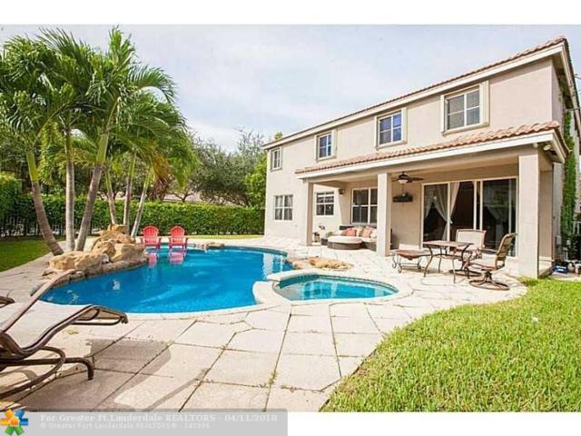 4440 Stone Ridge Way, Weston, FL 33331 (MLS #F10104713) :: Green Realty Properties
