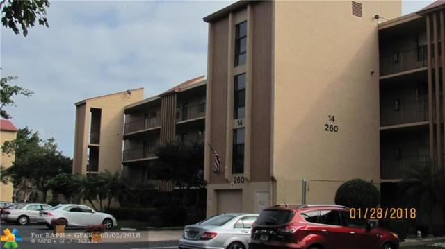 260 NW 76th Ave #401, Margate, FL 33063 (MLS #F10105449) :: Green Realty Properties