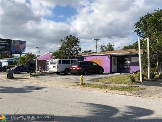 201 E Commercial Blvd, Oakland Park, FL 33334 (MLS #F10106849) :: Green Realty Properties