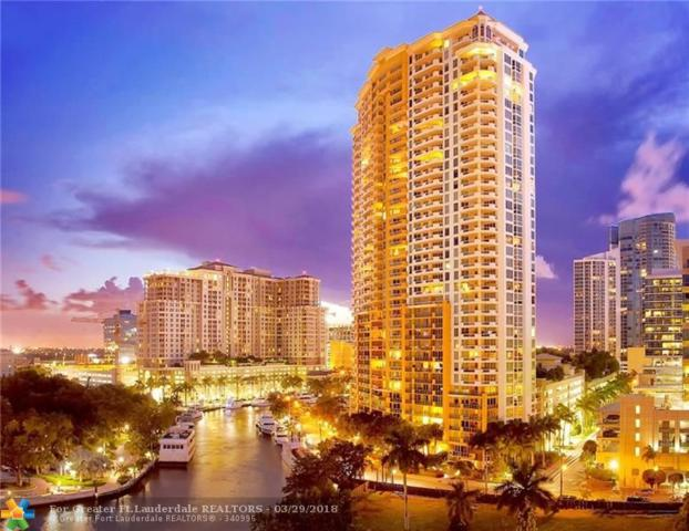 411 N New River Dr #1706, Fort Lauderdale, FL 33301 (MLS #F10106930) :: Green Realty Properties