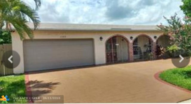 1160 NW 92nd Ave, Pembroke Pines, FL 33024 (MLS #F10107033) :: Green Realty Properties