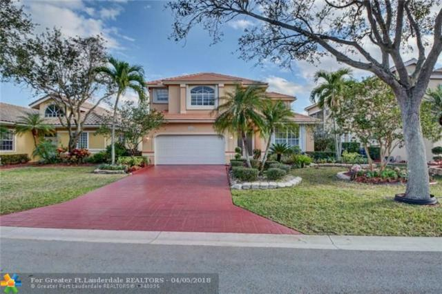 11814 Highland Pl, Coral Springs, FL 33071 (MLS #F10107445) :: Green Realty Properties