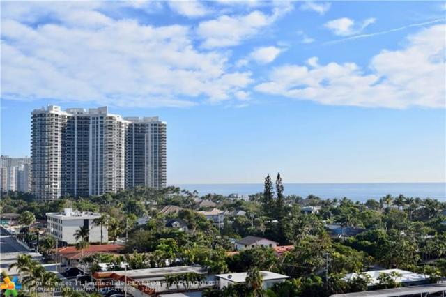 2831 N Ocean Blvd 805N, Fort Lauderdale, FL 33308 (MLS #F10107719) :: Green Realty Properties