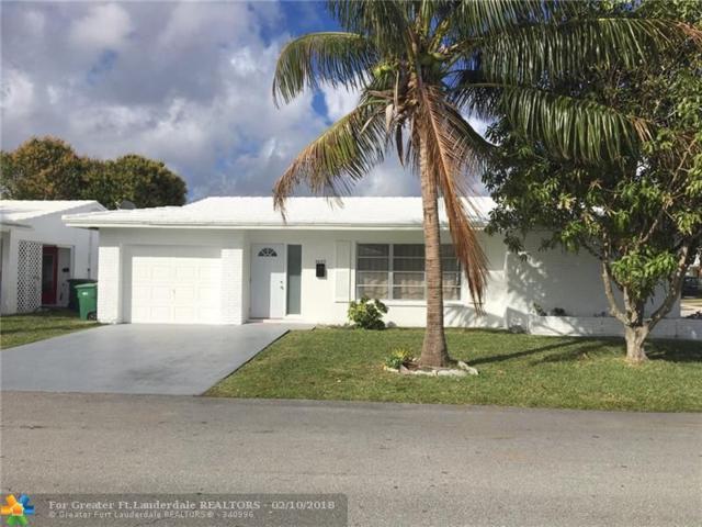 5807 NW 81 Ave, Tamarac, FL 33321 (MLS #F10107822) :: Green Realty Properties