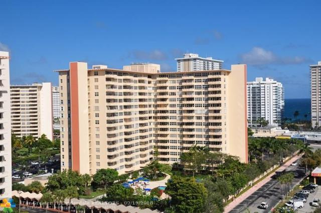 3333 NE 34th St #1418, Fort Lauderdale, FL 33308 (MLS #F10108260) :: Green Realty Properties