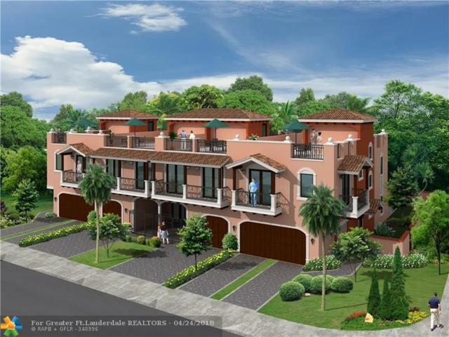 2117 NE 5th Ave #2117, Wilton Manors, FL 33305 (MLS #F10108533) :: Green Realty Properties