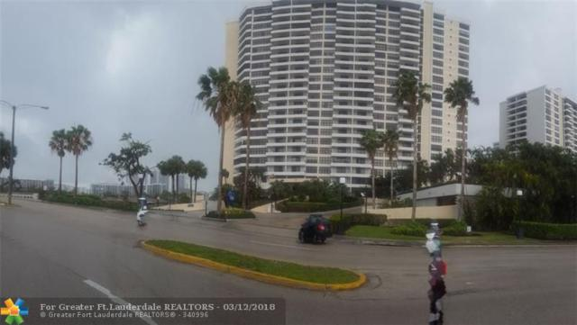 2500 Parkview Dr #1618, Hallandale, FL 33009 (MLS #F10108546) :: Green Realty Properties