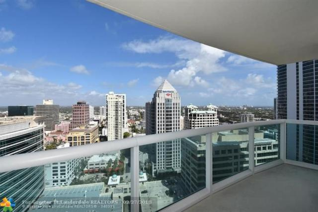 347 N New River Dr #2909, Fort Lauderdale, FL 33301 (MLS #F10109074) :: Green Realty Properties
