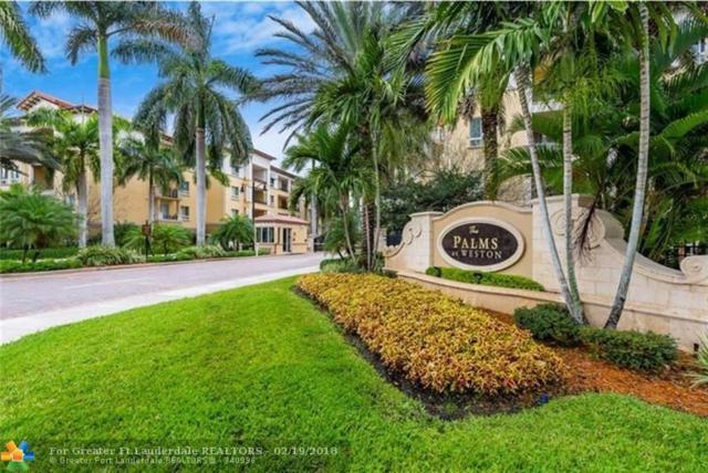 16101 Emerald Estates Dr #258, Weston, FL 33331 (MLS #F10109102) :: Green Realty Properties