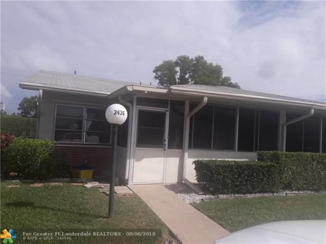 3436 Americo Dr #3436, West Palm Beach, FL 33417 (MLS #F10109545) :: Green Realty Properties