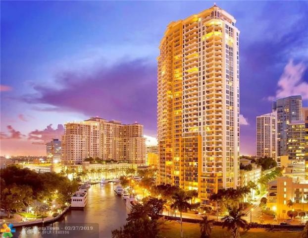 411 N New River Dr E #3004, Fort Lauderdale, FL 33301 (MLS #F10109751) :: The O'Flaherty Team