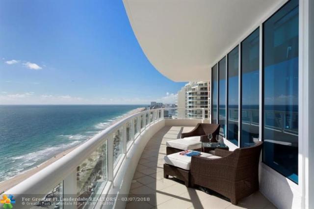 1 N Fort Lauderdale Beach Blvd #2004, Fort Lauderdale, FL 33304 (MLS #F10109850) :: Green Realty Properties