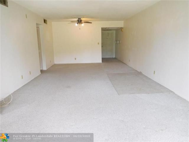 3150 N Palm Aire Dr #109, Pompano Beach, FL 33069 (MLS #F10110029) :: Green Realty Properties