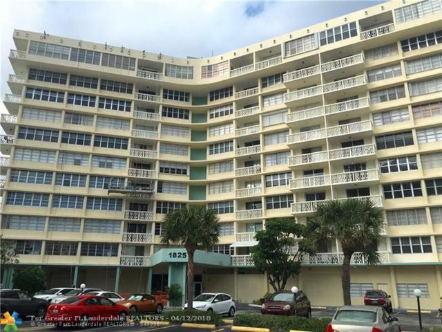 1825 S Ocean Dr #1008, Hallandale, FL 33009 (MLS #F10110051) :: Green Realty Properties