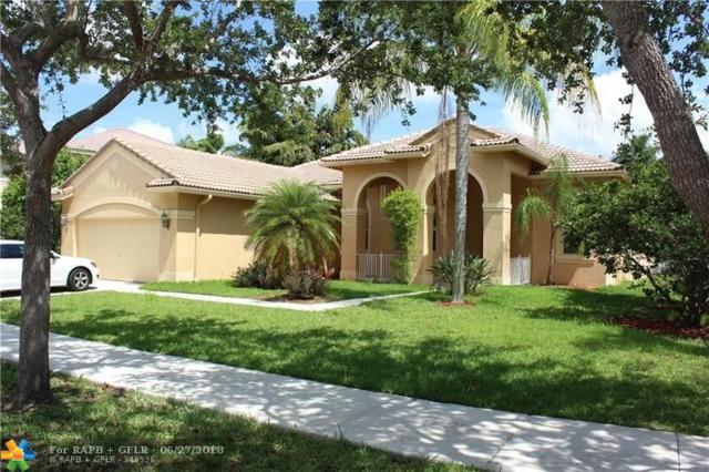 918 Crestview, Weston, FL 33327 (MLS #F10110291) :: Green Realty Properties