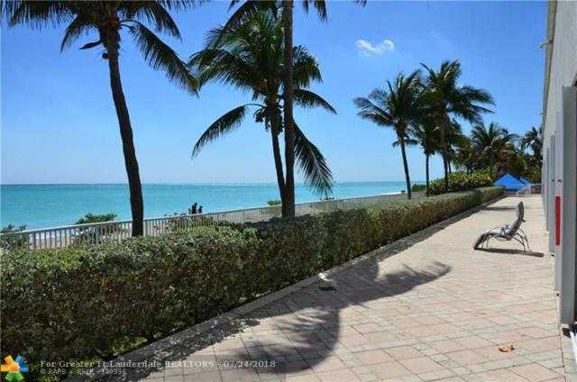 6051 N Ocean Dr Ph5, Hollywood, FL 33019 (MLS #F10110887) :: Green Realty Properties