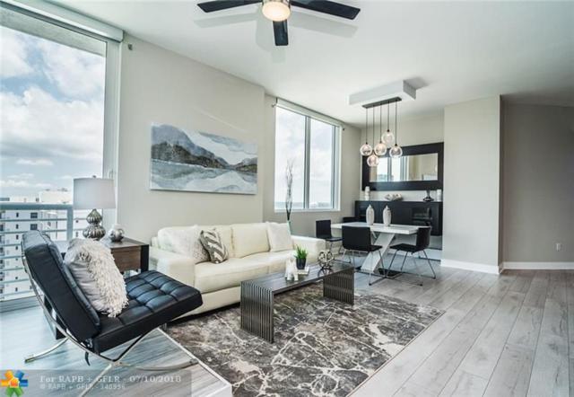 315 NE 3rd Ave #1603, Fort Lauderdale, FL 33301 (MLS #F10110903) :: Green Realty Properties