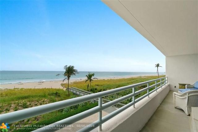 1500 S Ocean Blvd #202, Boca Raton, FL 33432 (MLS #F10110992) :: Green Realty Properties