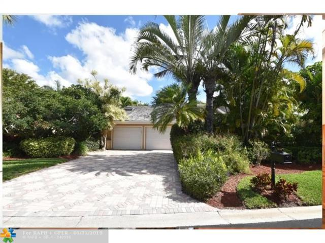 7639 Cedarwood Cir, Boca Raton, FL 33434 (MLS #F10111302) :: Green Realty Properties