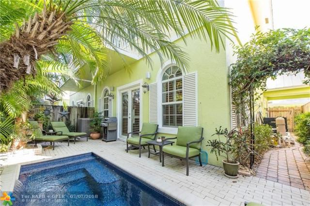 2630 NE 9th Ave #2630, Wilton Manors, FL 33334 (MLS #F10111497) :: Green Realty Properties