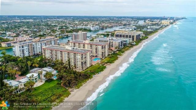 1147 Hillsboro Mile #308, Hillsboro Beach, FL 33062 (MLS #F10111605) :: Green Realty Properties