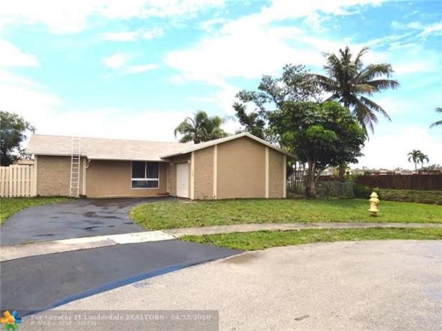 9240 NW 31st Pl, Sunrise, FL 33351 (MLS #F10111924) :: Green Realty Properties