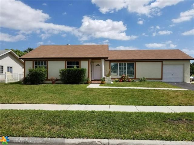 780 SW 55th Ave, Margate, FL 33068 (MLS #F10112506) :: Green Realty Properties