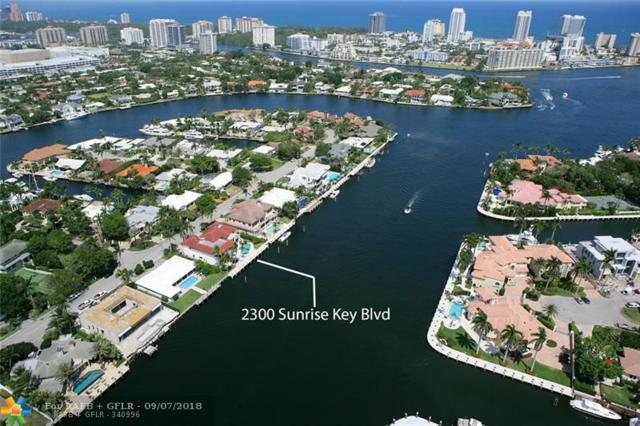 2300 Sunrise Key Blvd, Fort Lauderdale, FL 33304 (MLS #F10112579) :: Green Realty Properties