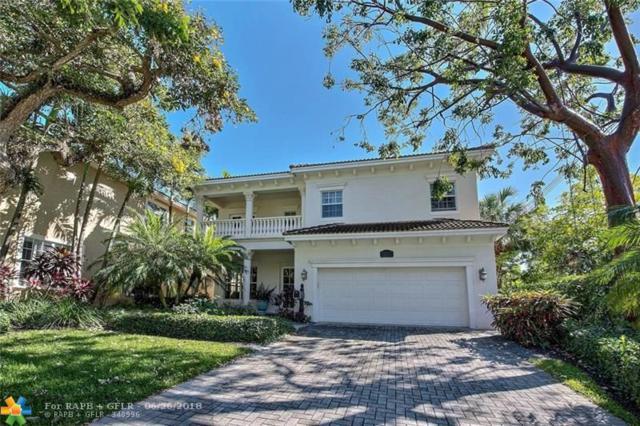 1200 Ponce De Leon Dr, Fort Lauderdale, FL 33316 (MLS #F10112674) :: Green Realty Properties