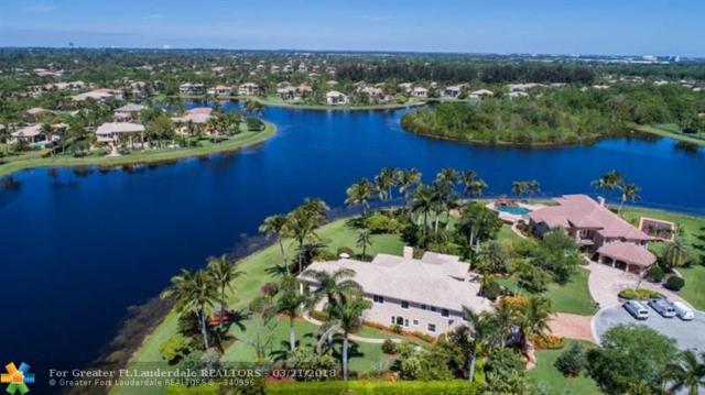3727 Saratoga Ln, Davie, FL 33328 (MLS #F10112934) :: Green Realty Properties
