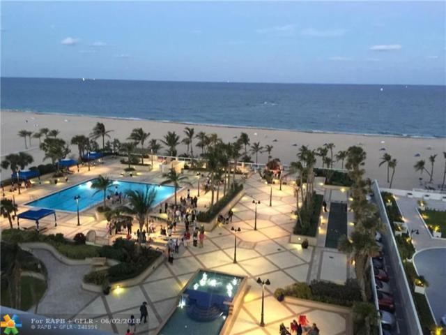 2100 S Ocean Ln #711, Fort Lauderdale, FL 33316 (MLS #F10112982) :: Green Realty Properties