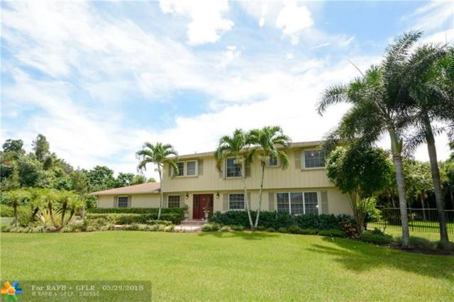 11650 SW 1st St, Plantation, FL 33325 (MLS #F10113390) :: Green Realty Properties