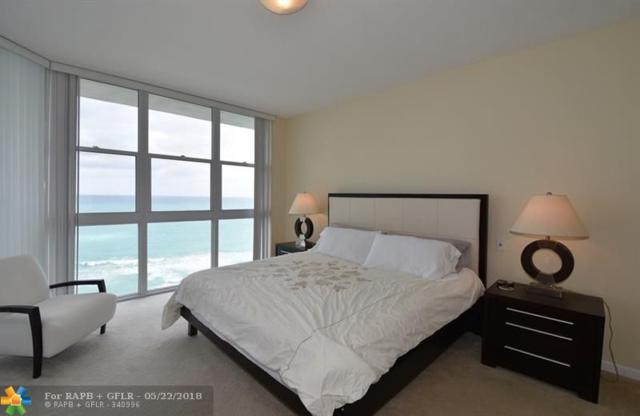 6001 N Ocean Dr #1401, Hollywood, FL 33019 (MLS #F10114169) :: Green Realty Properties