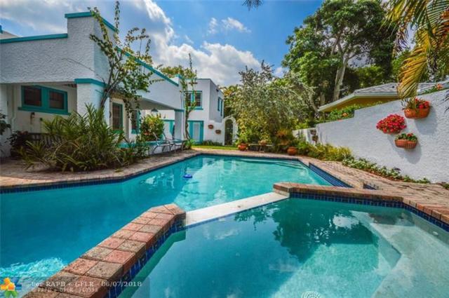 1014 SE 8th St, Fort Lauderdale, FL 33316 (MLS #F10114340) :: Green Realty Properties