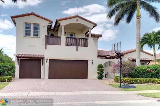 7287 NW 122ND AV, Parkland, FL 33076 (MLS #F10114786) :: Green Realty Properties