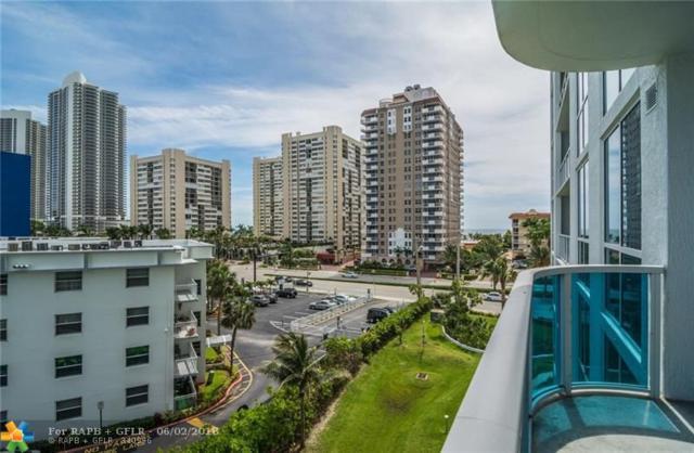 1945 S Ocean Dr #411, Hallandale, FL 33009 (MLS #F10115479) :: Green Realty Properties