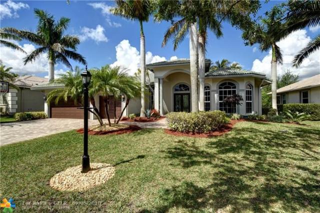 6124 NW 123rd Ln, Coral Springs, FL 33076 (MLS #F10115601) :: Green Realty Properties