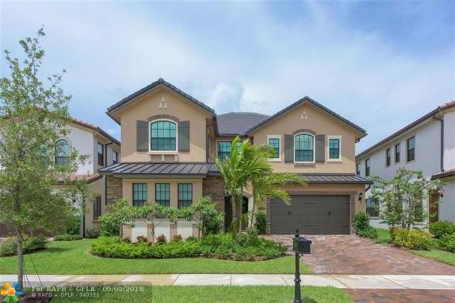 9125 Solstice Cir, Parkland, FL 33076 (MLS #F10115680) :: Green Realty Properties