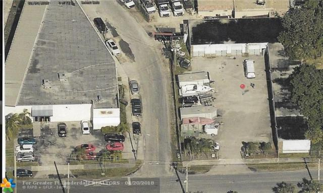 110 NW 1st St, Dania Beach, FL 33044 (MLS #F10115841) :: Green Realty Properties