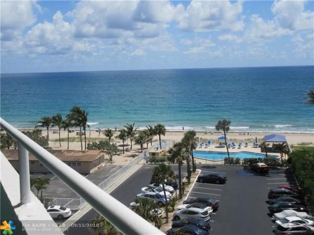 4050 N Ocean Dr #701, Lauderdale By The Sea, FL 33308 (MLS #F10116109) :: Green Realty Properties