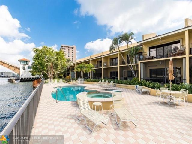 1301 N Riverside Dr #11, Pompano Beach, FL 33062 (MLS #F10116112) :: Green Realty Properties
