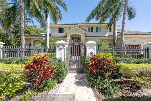 2309 NE 8th St, Fort Lauderdale, FL 33304 (MLS #F10116369) :: Green Realty Properties
