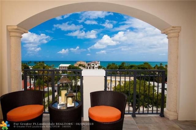 2509 N Ocean Blvd #775, Fort Lauderdale, FL 33305 (MLS #F10116696) :: Green Realty Properties