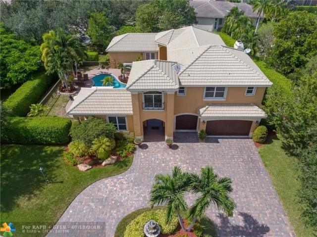 6441 NW 103rd Ln, Parkland, FL 33076 (MLS #F10116937) :: Green Realty Properties