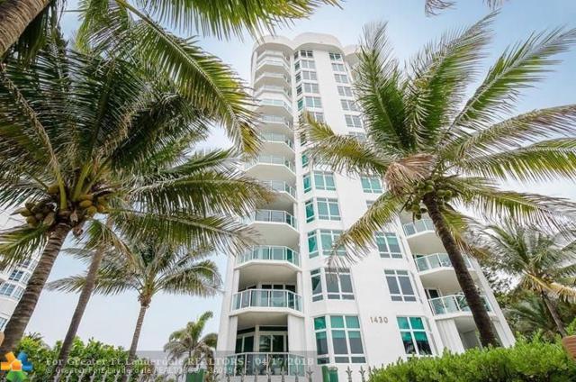 1430 S Ocean Blvd 8B, Pompano Beach, FL 33062 (MLS #F10116965) :: Green Realty Properties
