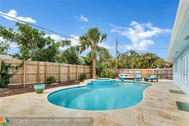 4201 NE 22nd Ter, Lighthouse Point, FL 33064 (MLS #F10116979) :: Green Realty Properties