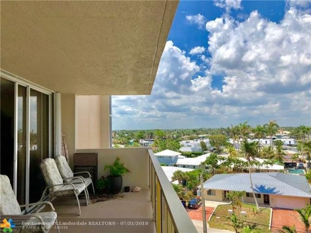 2701 N Ocean Blvd 5F, Fort Lauderdale, FL 33308 (MLS #F10117036) :: Green Realty Properties